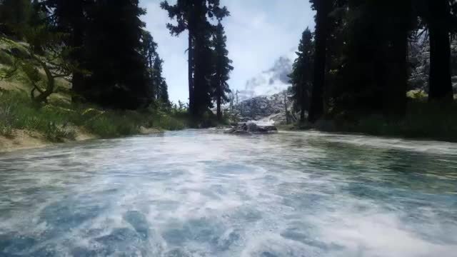 Watch and share Skyrim GIFs and Water GIFs on Gfycat
