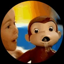 Watch and share Curious George GIFs on Gfycat