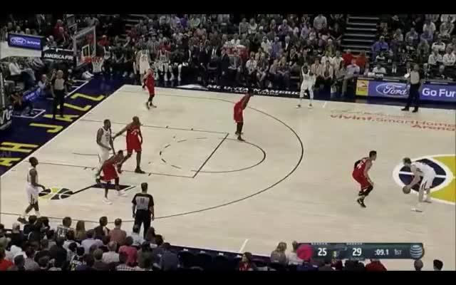 Watch and share Basketball GIFs by louiszatzman on Gfycat