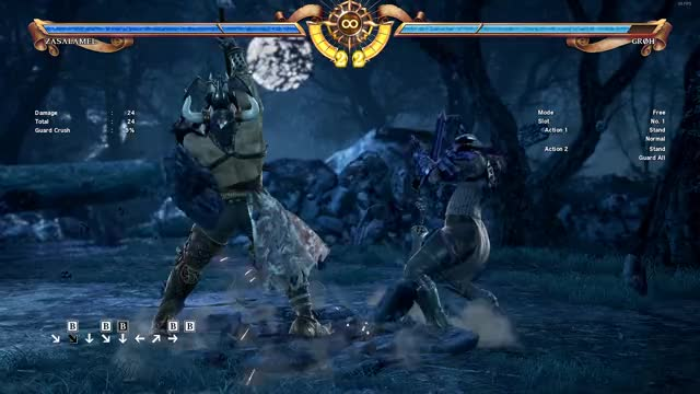 Watch and share Soul Calibur VI 2019.01.23 - 18.11.49.45.DVR GIFs on Gfycat