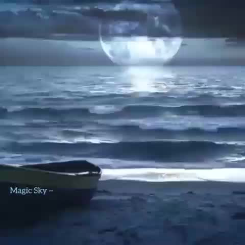 Watch and share Magic Sky ~ GIFs by Myriam Brienne on Gfycat
