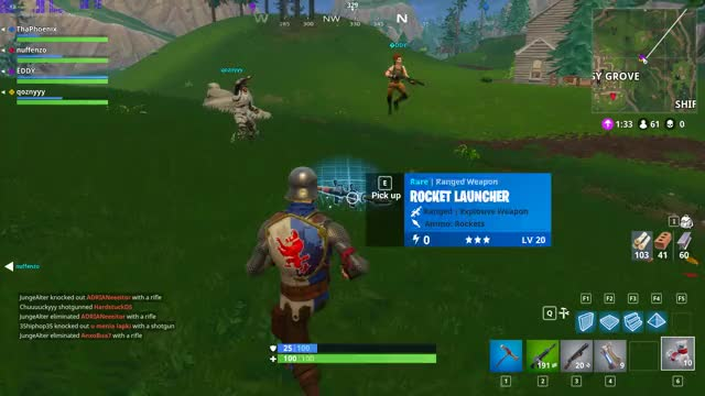Watch and share Fortnite GIFs by thaphoenix on Gfycat