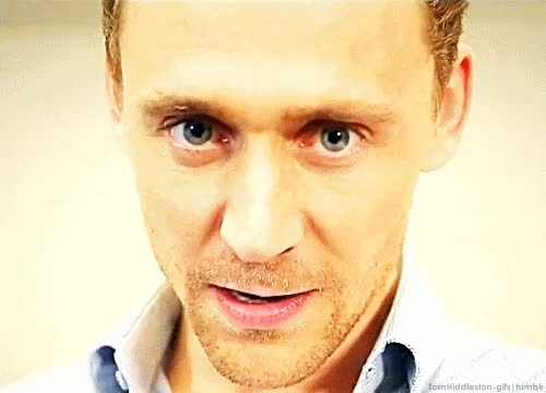 Watch and share Tom Hiddleston Gif GIFs and Hiddles Edit GIFs on Gfycat