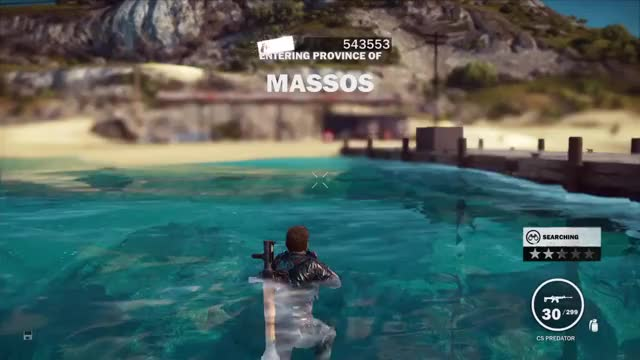 Watch Just Cause 3_20160102221801 GIF on Gfycat. Discover more PlayStation 4, Sony Computer Entertainment, gamephysics GIFs on Gfycat
