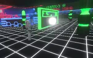 gaming, virtual reality, vr, VR Lasertag GIFs