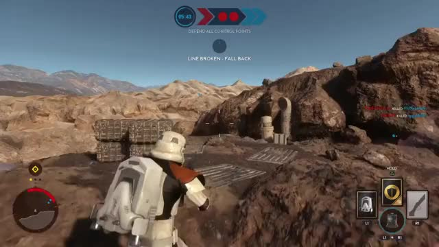 Watch 100% calculated. GIF on Gfycat. Discover more starwarsbattlefront GIFs on Gfycat