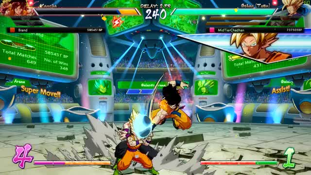 Watch READ GIF on Gfycat. Discover more Dragon Ball FighterZ, dbfz GIFs on Gfycat