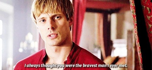1k*, 2k*, 3k*, 500*, I edited and added a caption for u guys, arthur pendragon, because i do, do you ever cry bc of these two, merlin, merlin 5x12, merlin bbc, merlin s5, merlinedit, merlingifs, merthur, merthuredit, mine, mygifs, otp: two sides of the same coin, thecreatorclub, wicked GIFs