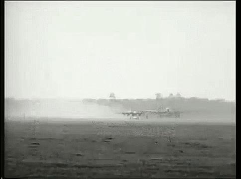 aviationgifs, wwiiplanes, Arado 234 Blitz JATO GIFs