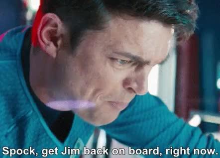 Watch kirk/spock sounds perfect GIF on Gfycat. Discover more Jim Kirk, SPACE HUSBANDS, Spock x Kirk, happy new year guys, into the woods, leonard mccoy, myworks, spirk, spock, star trek, star trek au GIFs on Gfycat