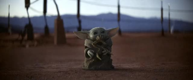 Watch and share The Mandalorian GIFs and Baby Yoda GIFs on Gfycat