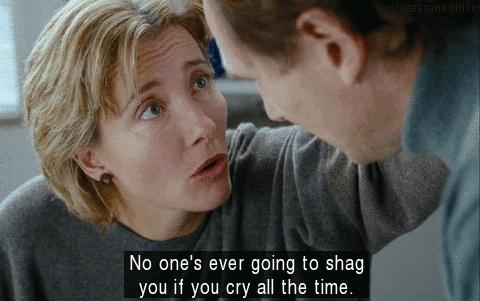 Shag, cry, emma thompson, gif, liam neeson, love actually, scenes, Victim GIFs