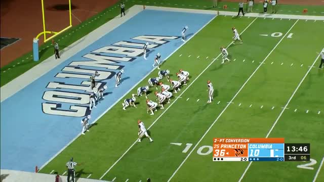 Watch and share NCAA Football Week 5 : Princeton Vs Columbia GIFs on Gfycat