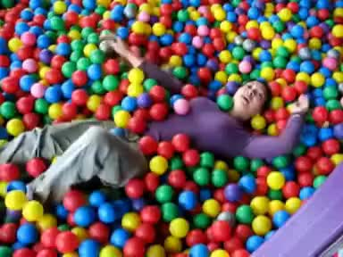 Watch and share Ball Pit GIFs on Gfycat