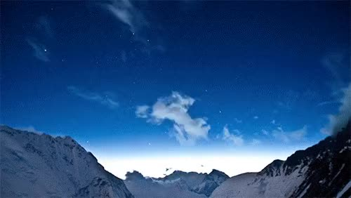 Watch this mountain GIF on Gfycat. Discover more mountain, mountains, nature GIFs on Gfycat