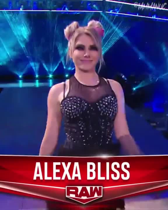 Watch and share Alexa Bliss GIFs by Damian on Gfycat