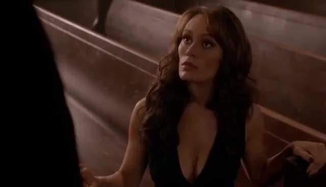 Watch and share Supernatural 11x09 Amara Scene GIFs on Gfycat
