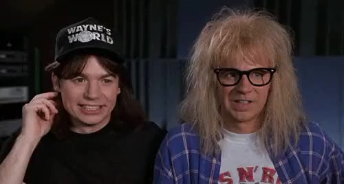Watch and share Dana Carvey GIFs and Mike Myers GIFs on Gfycat