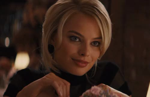 Watch and share Wolf Of Wall Street GIFs and Margot Robbie GIFs on Gfycat