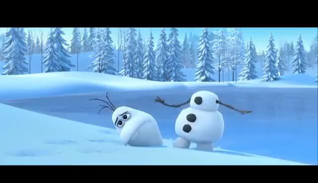Movies, frozen, movies, Frozen Teaser 7 GIFs