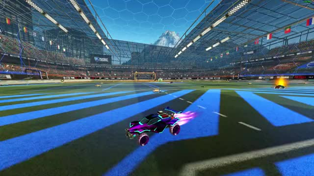 Watch and share Rocket League (32-bit, DX9, Cooked) 2019-10-09 23-23-42 GIFs by Pandemic Panda on Gfycat