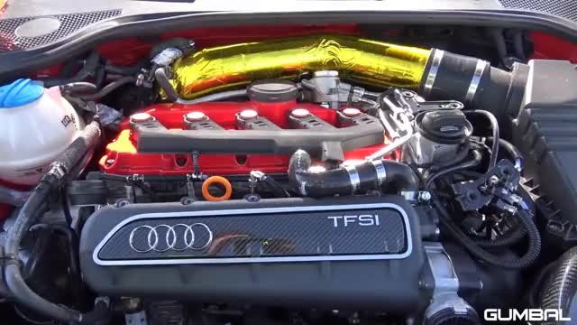 Watch and share 760HP Audi TT-RS PLUS GTX35 - REVS & DRAGRACE! GIFs on Gfycat