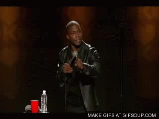 Watch and share Kevin Hart Thats Gay GIFs on Gfycat