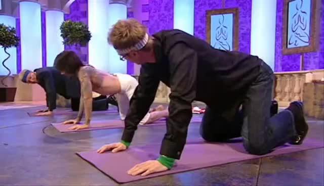 merchant, steve, yoga, Yoga Steve GIFs