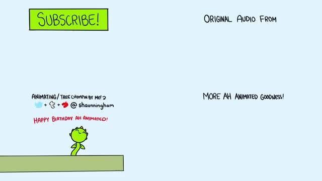 Watch and share AH Animated - Michael Makes A Munchdew GIFs on Gfycat