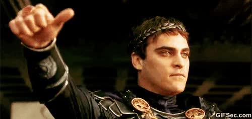Watch and share Joaquin Phoenix GIFs on Gfycat