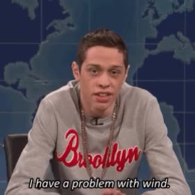 Watch this pete davidson GIF on Gfycat. Discover more my gifs, pete davidson, snl, weekend update GIFs on Gfycat