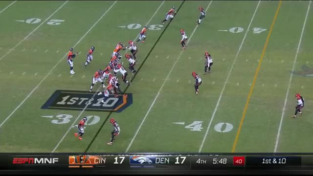 Watch and share Bengals Play 30 GIFs by dsmith96 on Gfycat