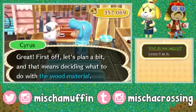 acnl, animal crossing, chief GIF | Find, Make & Share Gfycat GIFs