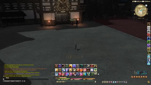 Watch and share Final Fantasy XIV A Realm Reborn 2018.07.19 - 22.48.46.03.DVR GIFs by Exterium on Gfycat