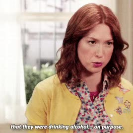 Watch and share Unbreakable Kimmy Schmidt GIFs and Ellie Kemper GIFs on Gfycat