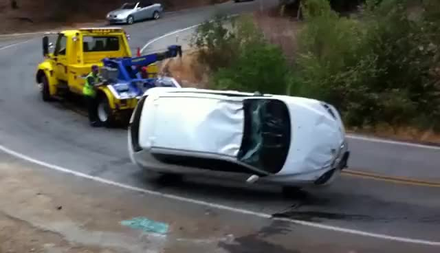 Watch and share Car GIFs and Tow GIFs on Gfycat