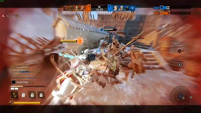 Watch and share Forhonor GIFs by fenrirgdl on Gfycat