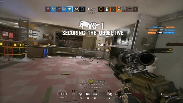 Watch and share Rainbow6 GIFs and Siege GIFs by bladez190 on Gfycat