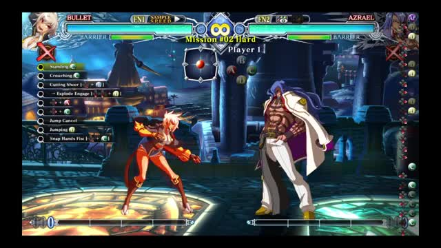 Watch and share BLAZBLUE CENTRALFICTION -Bullet GIFs on Gfycat