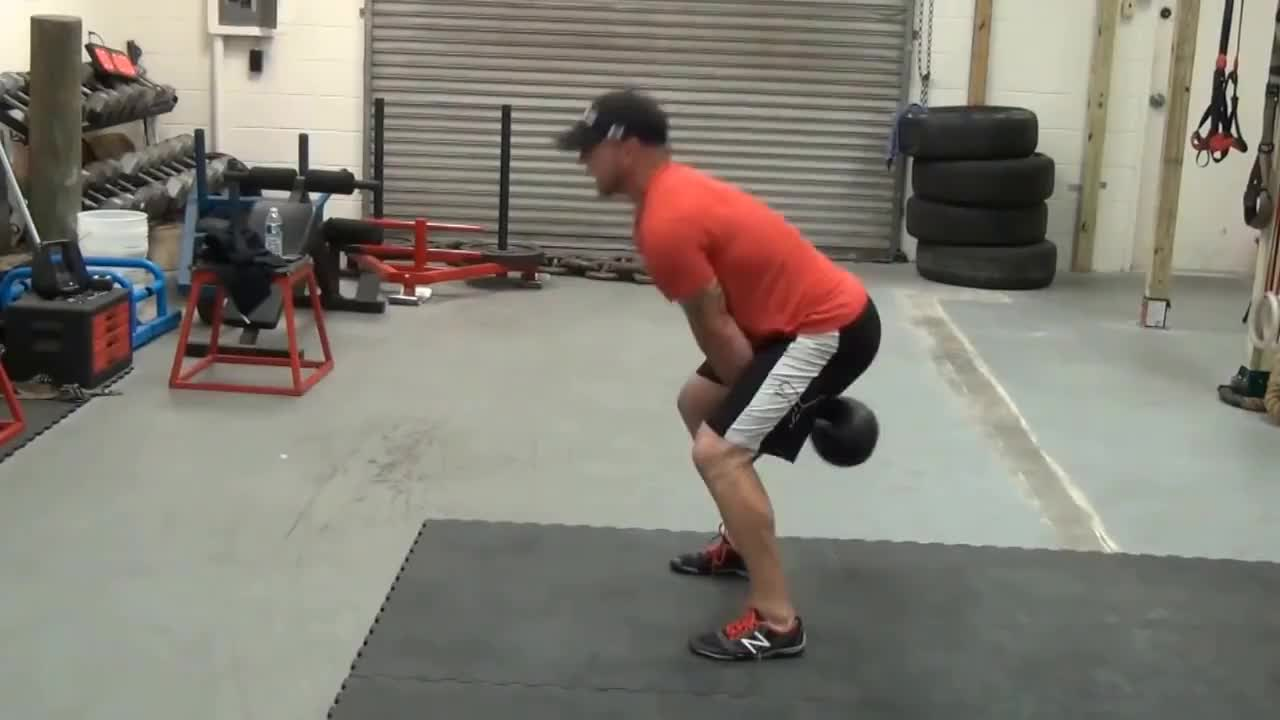 Kettlebell, kettlebells, rkc, How to Do A Kettlebell Swing GIFs