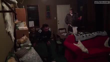 Seahawks fan destroys TV GIFs