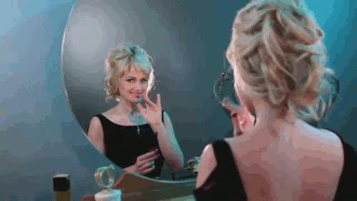Watch and share Carla Gugino GIFs and Mirror GIFs on Gfycat
