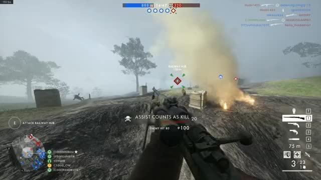 Watch Battlefield 1 2019.06.22 - 14.05.38.16.DVR GIF by @lkw0011110 on Gfycat. Discover more battlefield1 GIFs on Gfycat
