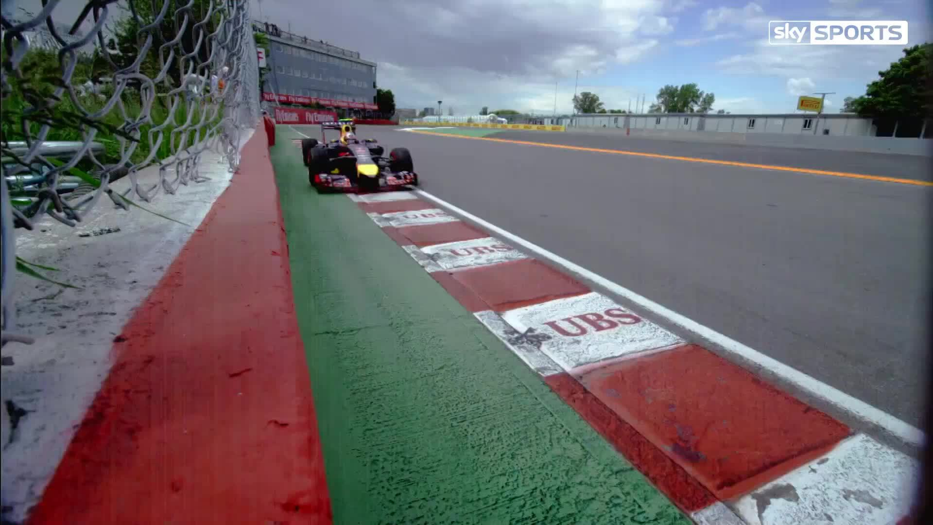 formula1, [GIF] Wall of Champions - The Sweet Spot (reddit) GIFs