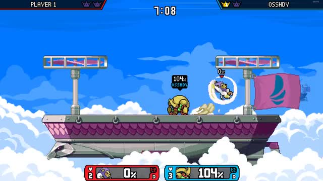 Watch Lol (Rivals of Aether) GIF by Oversized Shady (@oversized_shady) on Gfycat. Discover more aether, kragg, of, rivals GIFs on Gfycat