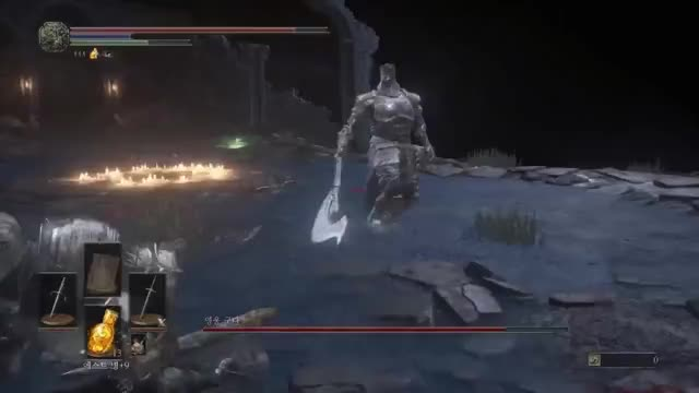 Watch and share Dark Souls 3 - Gundyr Parry 02 GIFs by napillow on Gfycat