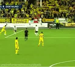 Watch and share Henrikh Mkhitaryan GIFs and Borussia Dortmund GIFs on Gfycat