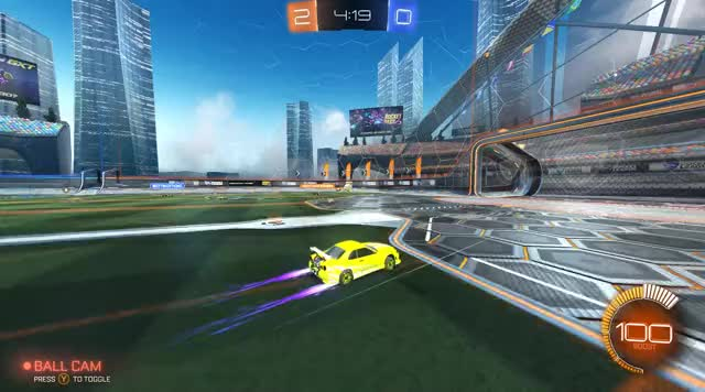 Watch and share Rocket League GIFs and Gravedigger GIFs by remaggib on Gfycat