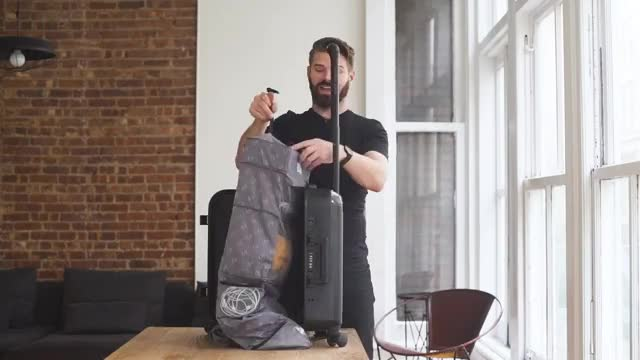 Carry-on Closet 2.0 by Solgaard (Official Kickstarter Video)