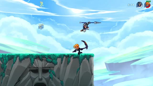 Watch and share Brawlhalla GIFs by Supernoober112 on Gfycat